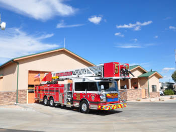 Station 50 and Truck 50